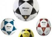 Balones mikasa 100%original cuero