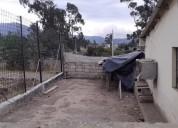 Vendo casa con terreno de 600 m2 en otavalo