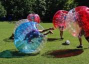 Venta burbujas soccer balls