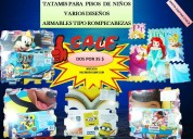 Gran promociÓn pisos infantiles 0984660771