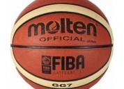 Balones de basquet molten originales