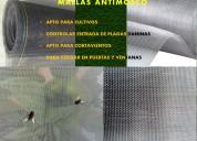 Malla protectora antimosquitos
