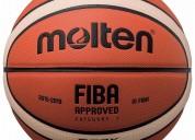 Balones de basquet molten originales de cuero