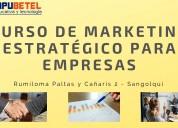 Marketing estratégico para empresas - compu betel