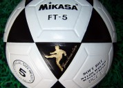 Balones de futbol mikasa originales