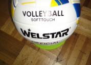 Balon de volleyball wel star