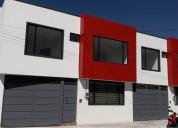 Casas en venta por estrenar - sector solca