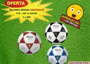 Balones mikasa originales aprovecha la promocion
