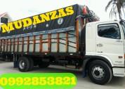 Transporte fletes mudanzas 0992853821