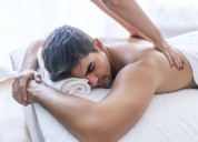 Cuidamos tu piel mente cuerpo con masajes hindú