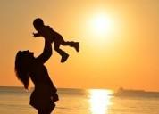 Busco madre soltera con hijo entre 2 y 5 años