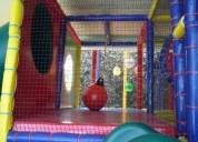 Mallas de protecciÓn juegos infantiles