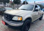 Ford xlt cd 2002 200000 kms