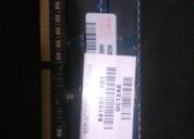 Memoria ram ddr3 de 4 gb 12800 s para laptop