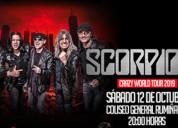 Concierto d scorpions