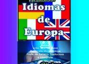 Cursos profesionales de italiano y traducciones