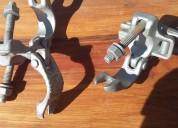 Abrazaderas fijas y giratorias de venta 02-2264761