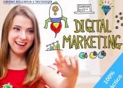 Cursos de capacitación para empresas de marketing