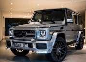 Mercedes benz g63 amg 2017 7000 kms