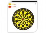 Juegos de competencia y coordinaciÓn dardos