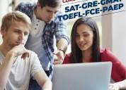 Capacítate para exámenes internacionales