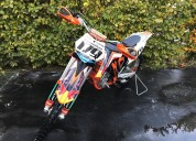 Moto ktm sx-f 250