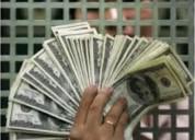 Ofrecer préstamos entre particular, seria y rápida