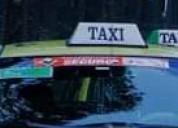 Cedo derechos y acciones de taxi coop.legal sin au
