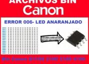 Bin canon g1100,2100,3100,4100,mg2410/29 3510 3610