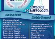 Curso cosmetologia y estetica