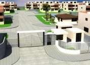 Lotes de terrenos conjunto residencial