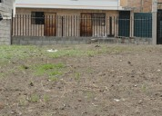 Venta de terreno en otavalo de 800 m2