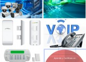 Telecomunicaciones, redes y seguridad