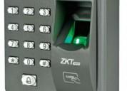 Biometricos y/o control de personal con acceso