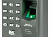 Biometricos o control de acceso e ingreso personas