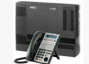 Central telefonica nec de segunda con garantia