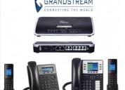 Grandstream central telefonica y troncales sip
