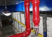 Mantenimiento del sistema  contra incendios