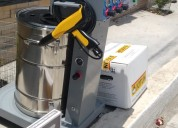 Maquina de pintura electrostática