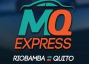 Mq express transporte puerta a puerta rbb-quito-rb