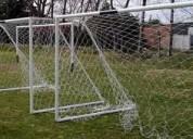 Redes de arcos de fÚtbol protecciÓn uv