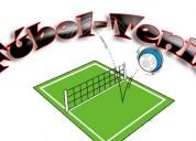 Red de fÚtbol tennis medidas reglamentarias