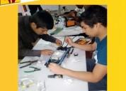 Seminario & taller fibra Óptica gpon