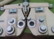 Equipo para optometristas- oftalmologos -opticas