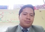 Busco empleo como profesor