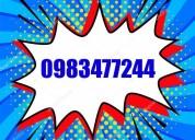 Masajes  necesita seÑoritas 0983477244 spa