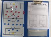 Tableros tacticos para futbol