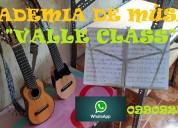 Academia de música valle class.