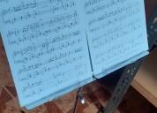 Inscripciones abierta, academia de música.