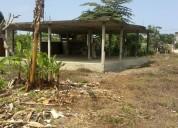 Se vende terreno en tonsupa - esmeraldas